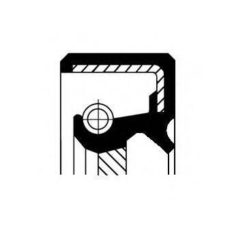 CORTECO 19033883B Уплотняющее кольцо, дифференциал