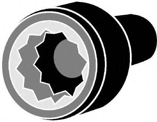 CORTECO 016228B Комплект болтов головки цилидра