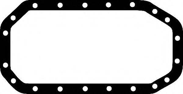 CORTECO 423880P Прокладка, маслянная ванна; Прокладка, маслянный поддон