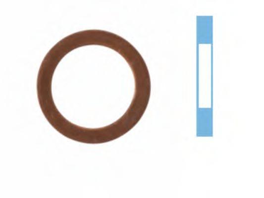 CORTECO 005565S Уплотнительное кольцо сливной пробки