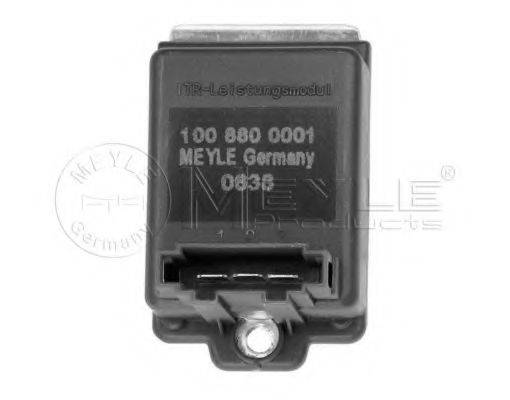 MEYLE 1008800001 Блок управления, отопление / вентиляция