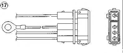 NGK 1850 Лямбда-зонд