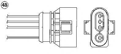 NGK 0460 Лямбда-зонд