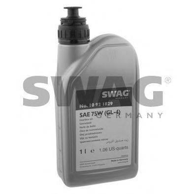 SWAG 10921829 Масло ступенчатой коробки передач
