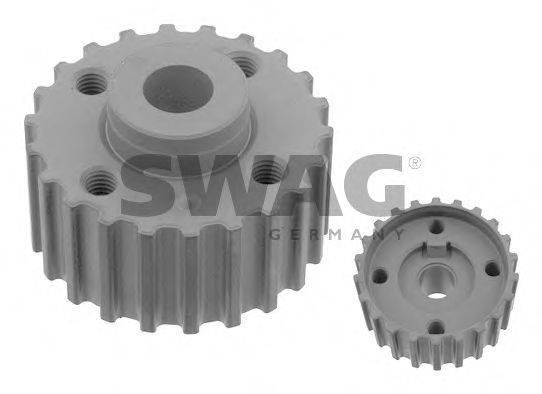 SWAG 30050007 Шестерня коленвала