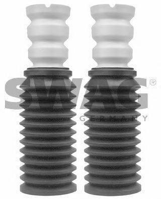 SWAG 30560018 Комплект пыльника и отбойника амортизатора