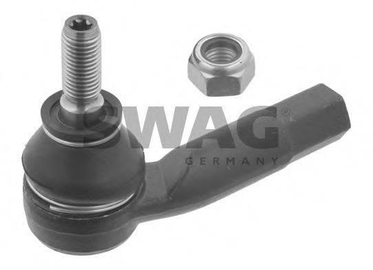 SWAG 30710038 Наконечник поперечной рулевой тяги