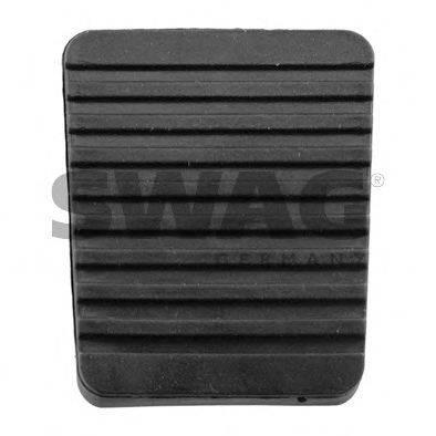 SWAG 30905219 Накладка на педаль тормоза / сцепления