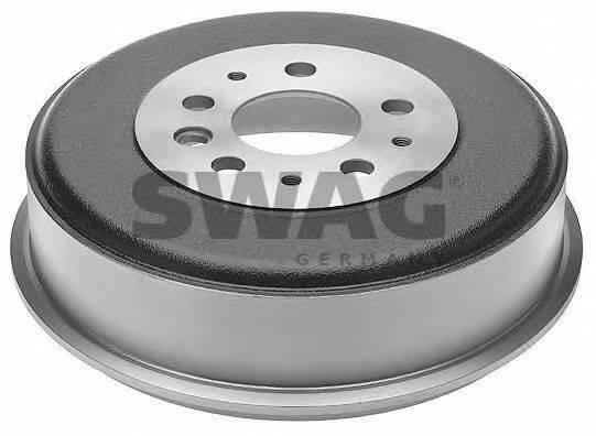 SWAG 30914058 Тормозной барабан