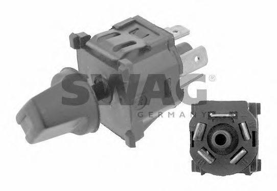 SWAG 30914078 Выключатель вентилятора, отопление / вентиляция