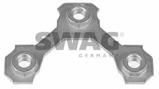 SWAG 30914238 Стопорная пластина, несущие / нап