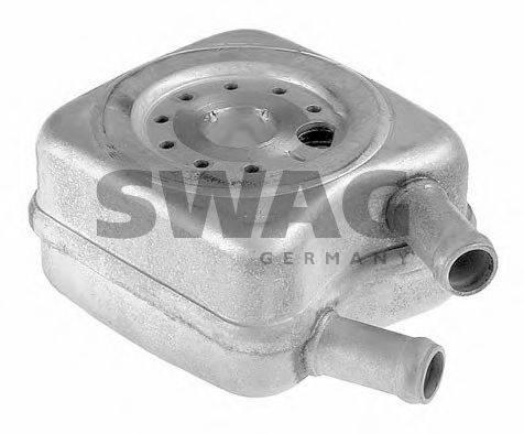 SWAG 30914560 Масляный радиатор