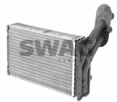 SWAG 30915904 Радиатор печки