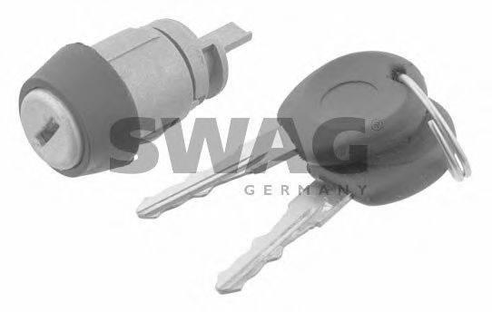 SWAG 30917000 Замок, замок-выключатель