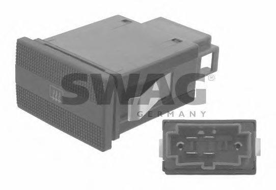 SWAG 30918080 Выключатель, обогреватель заднего стекла