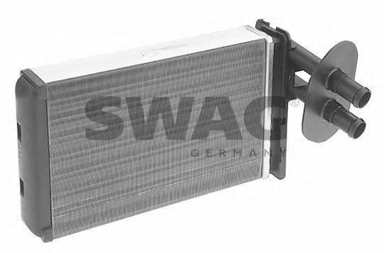 SWAG 30918158 Радиатор печки