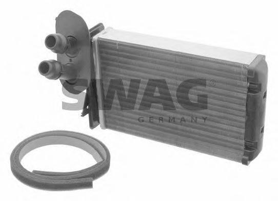 SWAG 30918764 Радиатор печки