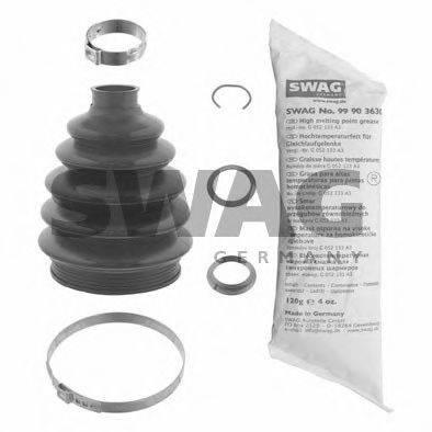 SWAG 30929609 Комплект пыльника ШРУСа