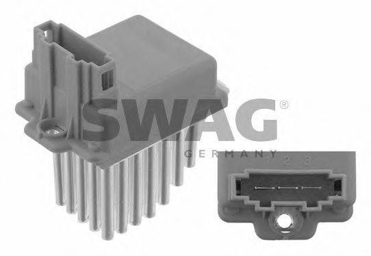 SWAG 30930601 Блок управления, отопление / вентиляция