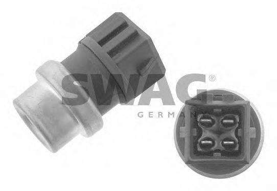 SWAG 30930616 Датчик, температура охлаждающей жидкости