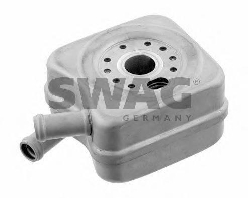 SWAG 30931110 Масляный радиатор