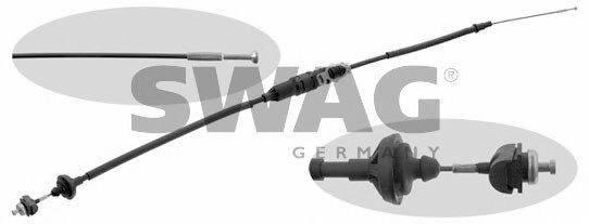 SWAG 30931328 Трос сцепления