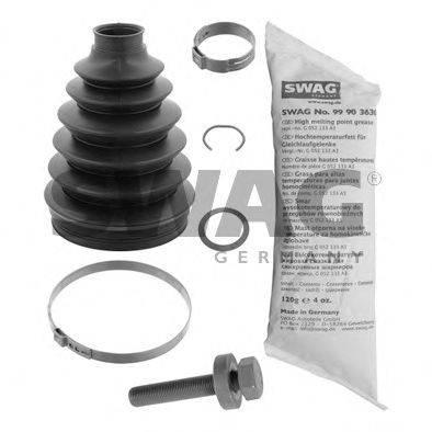 SWAG 30931835 Комплект пыльника ШРУСа