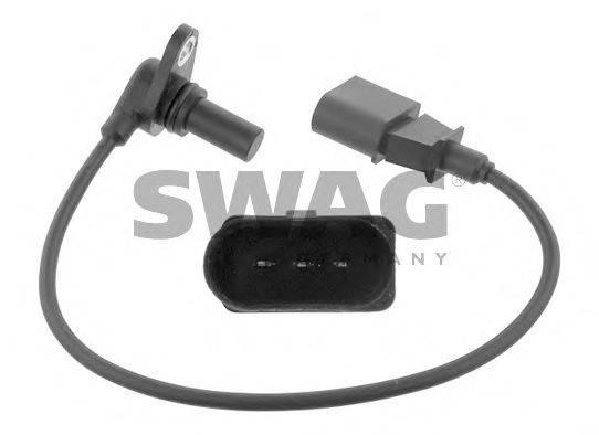 SWAG 30932872 Датчик частоты вращения, автоматическая коробка передач