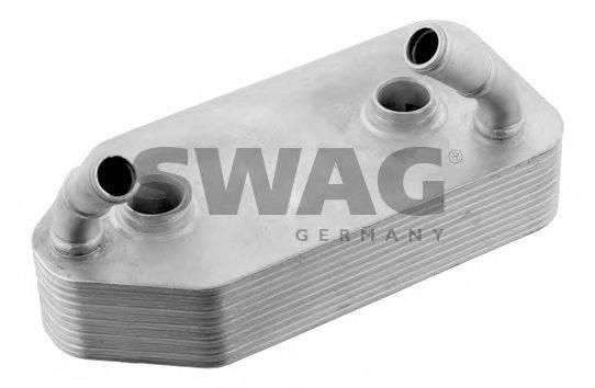 SWAG 30933151 Масляный радиатор, автоматическая коробка передач