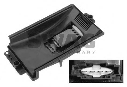 SWAG 30933154 Блок управления, отопление / вентиляция