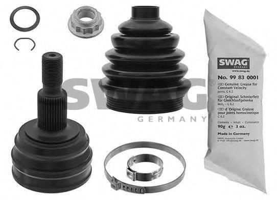 SWAG 30933252 ШРУС с пыльником