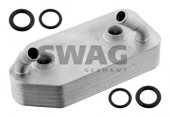 SWAG 30933837 Масляный радиатор, автоматическая коробка передач