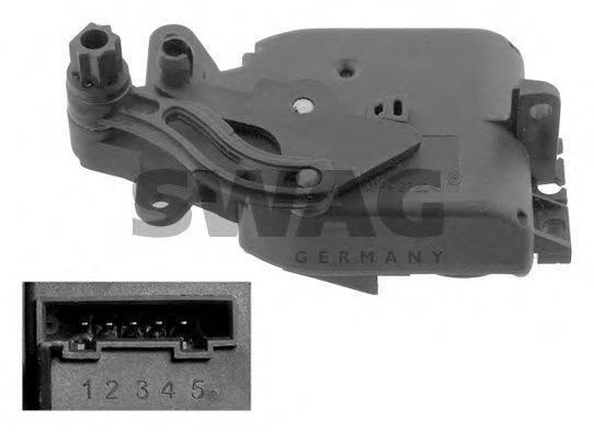 SWAG 30934151 Переключающийся вентиль, воздушная заслонка - крышка
