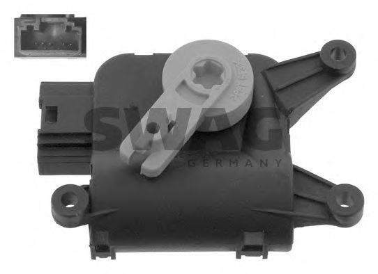SWAG 30934152 Переключающийся вентиль, воздушная заслонка - крышка