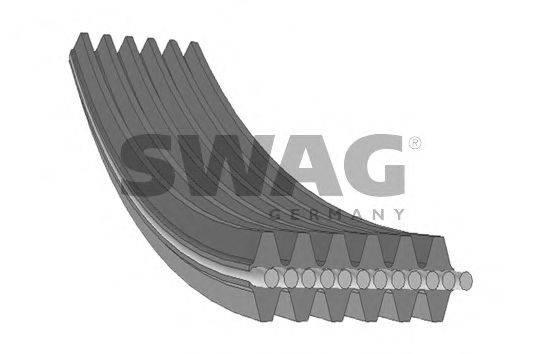 SWAG 30934459 Поликлиновой ремень
