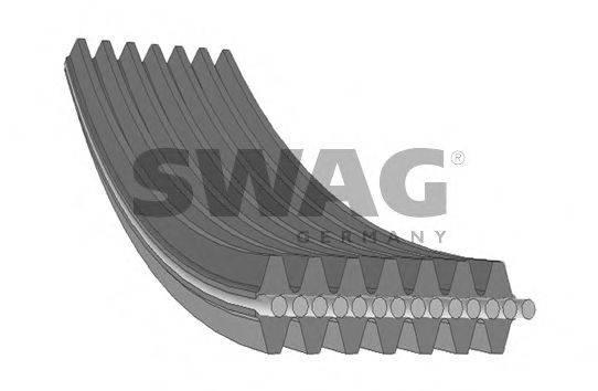 SWAG 30934463 Поликлиновой ремень