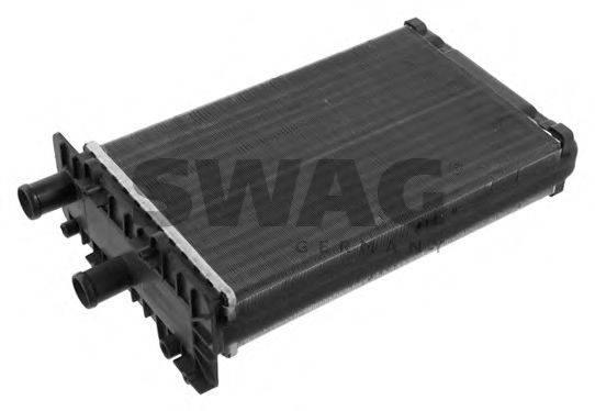 SWAG 30936407 Радиатор печки