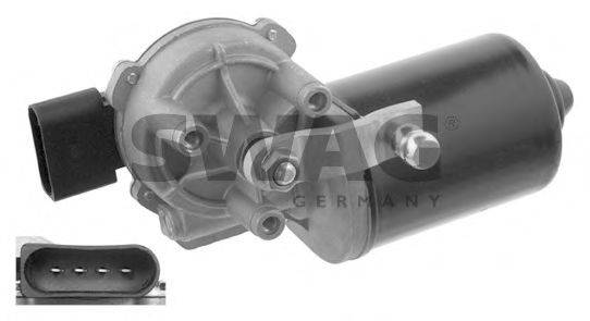 SWAG 30937619 Двигатель стеклоочистителя