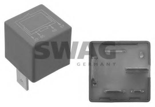 SWAG 30939740 Реле, топливный насос