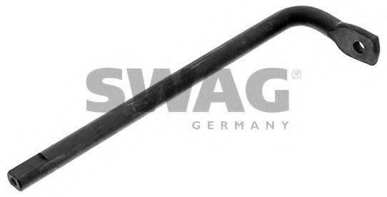 SWAG 30943679 Ролик натяжной ремня генератора