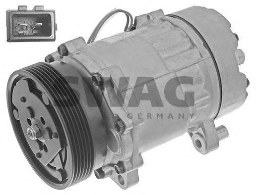 SWAG 30945159 Компрессор кондиционера