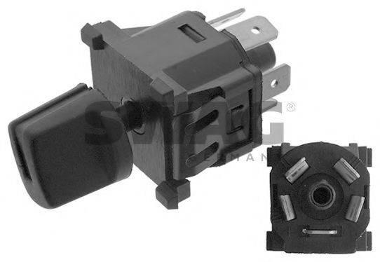 SWAG 30945623 Выключатель вентилятора, отопление / вентиляция
