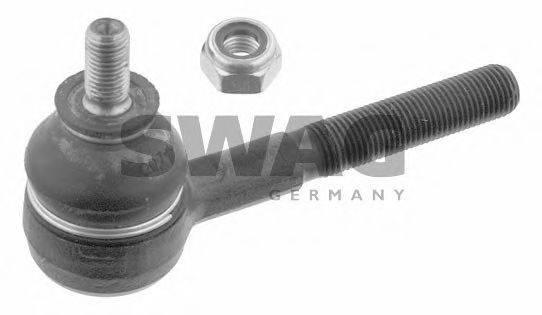 SWAG 32710002 Наконечник поперечной рулевой тяги