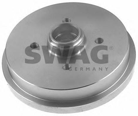 SWAG 32902123 Тормозной барабан