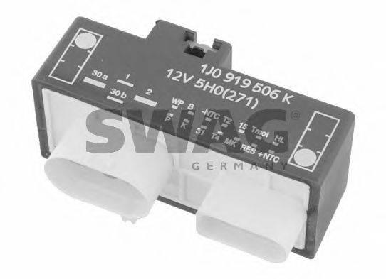 SWAG 32926141 Реле, продольный наклон шкворня вентилятора