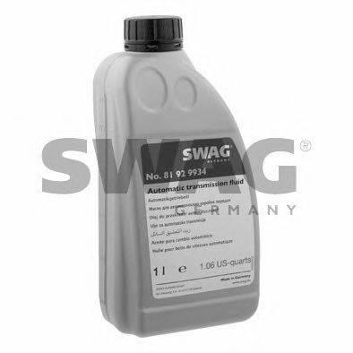 SWAG 81929934 Трансмиссионное масло; Масло автоматической коробки передач