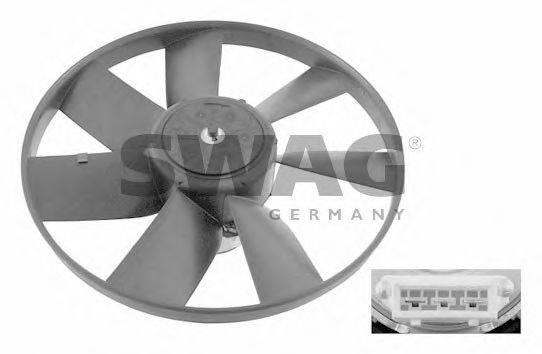 SWAG 99906993 Вентилятор системы охлаждения двигателя