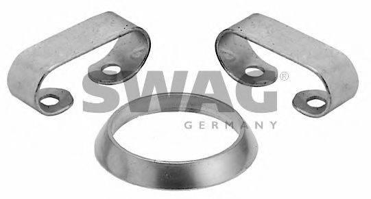 SWAG 99907005 Монтажный комплект, труба выхлопного газа