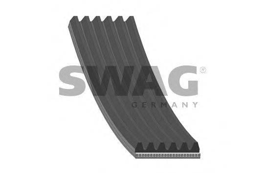 SWAG 99928920 Поликлиновой ремень