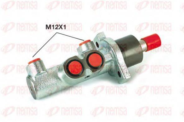 REMSA C102345 Главный тормозной цилиндр